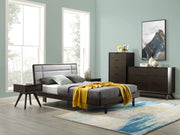 Greenington Oasis Eastern King Platform Bed, Havana - Beds - Bamboo Mod - 7