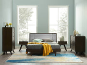 Greenington Oasis Eastern King Platform Bed, Havana - Beds - Bamboo Mod - 8