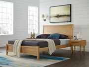 Greenington Willow Eastern King Platform Bed, Caramelized - Beds - Bamboo Mod - 12