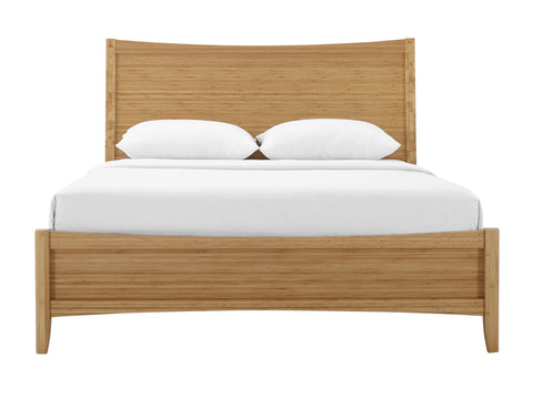 Greenington Willow Eastern King Platform Bed, Caramelized - Beds - Bamboo Mod - 13