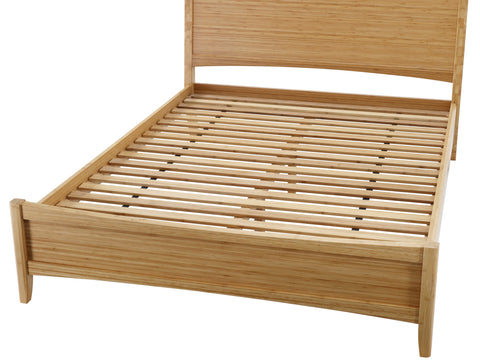 Greenington Willow Eastern King Platform Bed, Caramelized - Beds - Bamboo Mod - 15