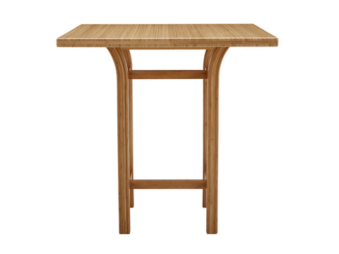Greenington Tulip Counter Height Table, Caramelized - Side Tables - Bamboo Mod - 4