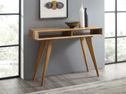 Greenington Azara Console Table, Caramelized - Side Tables - Bamboo Mod - 4