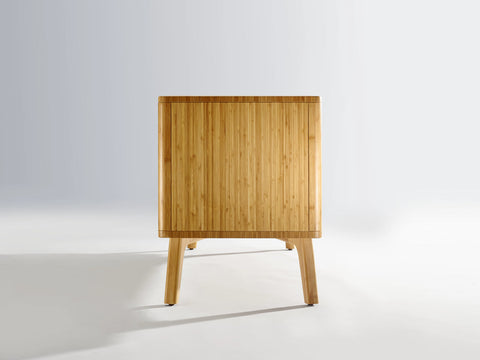 Greenington Azara Media Cabinet, Caramelized - Media Cabinet - Bamboo Mod - 4
