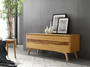 Greenington Azara Media Cabinet, Caramelized - Media Cabinet - Bamboo Mod - 9