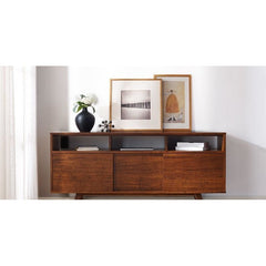 Greenington Modern Bamboo Aurora Sideboard Entertainment Center Media Cabinets - bamboomod