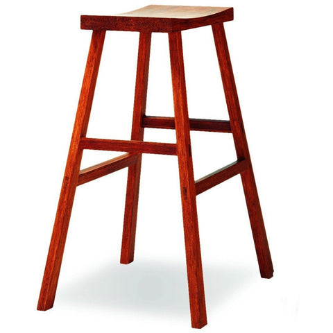 "Greenington Modern Bamboo Holly Stool 18H"" - 30H"" (Set of 2) Bar Stools - bamboomod"