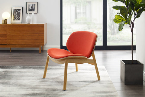 Greenington Danica Lounge Chair - GDL0001WHR