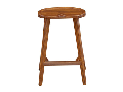 Greenington Max Stool in Counter Height, Amber - GM0008AM - 3