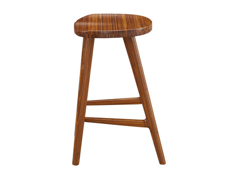 Greenington Max Stool in Counter Height, Amber - GM0008AM - 4