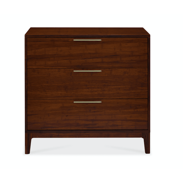 Greenington Modern Bamboo Mercury 3 Drawer Chest, Exotic GM004E