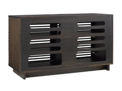 "Greenington 48"" Rowan Media Center, Havana Media Cabinets - bamboomod"