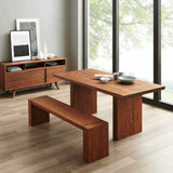 "Greenington Sequoia 84"" Dining Table, Distressed Exotic - Dining Tables - Bamboo Mod - 3"