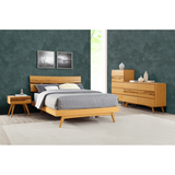 Greenington Modern Bamboo Azara Five Drawer Dresser Chest