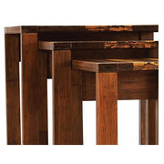 Greenington Modern Bamboo Magnolia Nesting Tables Side Tables - bamboomod