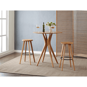 "Greenington Modern Bamboo Mimosa 26"" Counter Height Stool (Set of 2) Bar Tables - bamboomod"