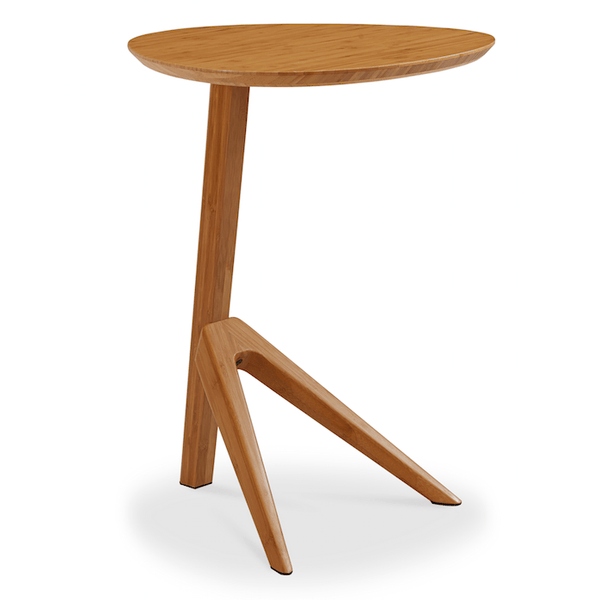Greenington Modern Bamboo Rosemary Side Table Side Tables - bamboomod