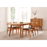 Greenington Modern Bamboo Laurel Dining Chair (Set of 2) Dining Chairs - bamboomod