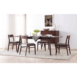 "Greenington Modern Bamboo Laurel Extension Dining Table 64 - 84"" Dining Tables - bamboomod"