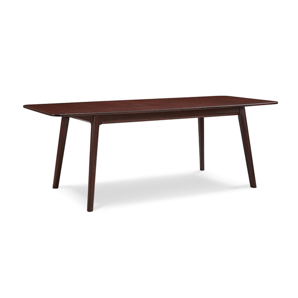 Why Adding A Rug Under Dining Table Sets Is A Must: Greenington Modern Bamboo Laurel Extension Dining Table 64
