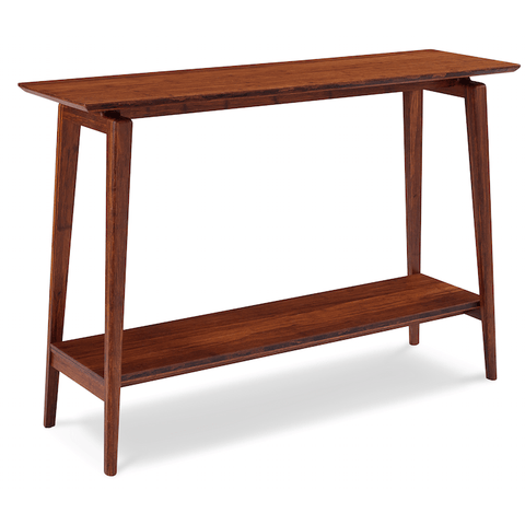 Greenington Modern Bamboo Antares Console Table Side Tables - bamboomod