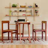 El Dot Designs Modern Sustainable Bamboo Simple Office Chair Office Chairs - bamboomod