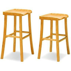 "Greenington Modern Bamboo Tulip 30"" Counter Height Stool (Set of 2) Bar Tables - bamboomod"