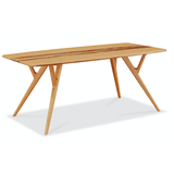 Greenington Modern Bamboo Azara Dining Table