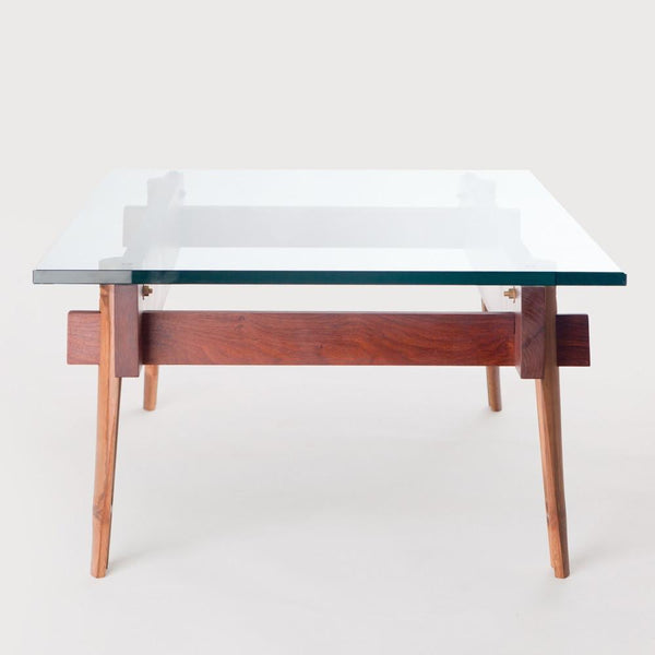 El Dot Designs Modern Sustainable Bamboo Grounded Coffee Table Coffee Tables - bamboomod