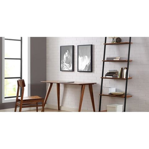 Greenington Modern Bamboo Studio line Leaning Shelf, In Exotic Shelving - bamboomod