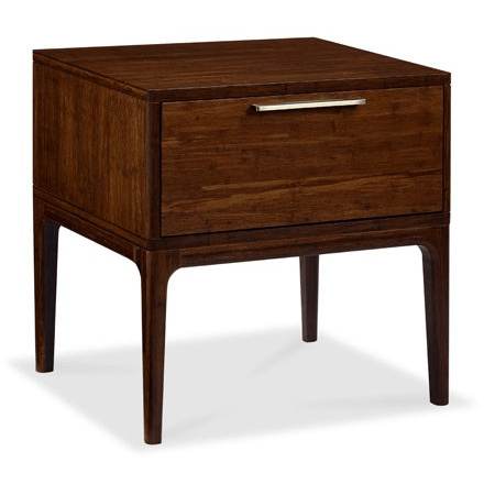 Greenington Modern Bamboo Mercury Nightstand, Exotic GM003E