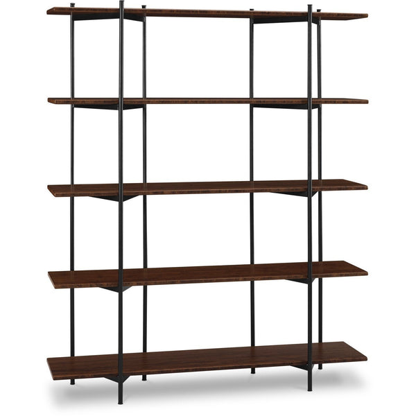 Greenington Modern Bamboo Studio Line Metal Shelf In Exotic Shelving - bamboomod