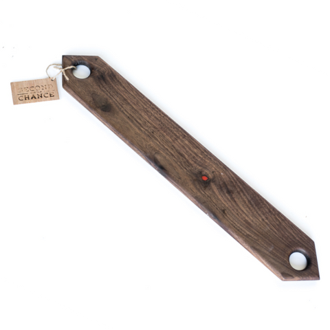 Skinny Walnut Serving Board