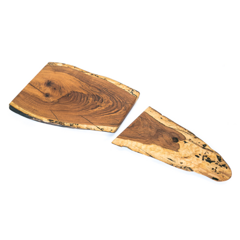 Texas Mesquite Cutting + Serving Board