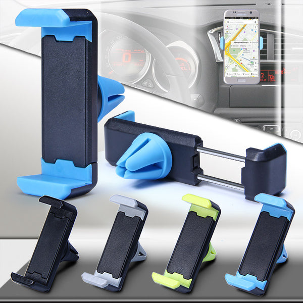 360 Degree Cell Phone Holder w/ Vehicle Air Vent Mount