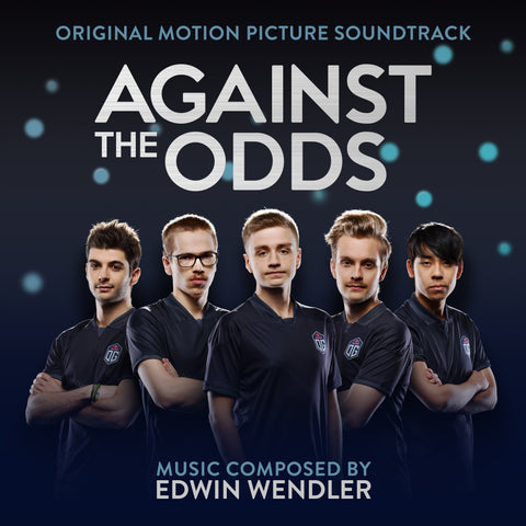 Against The Odds by Edwin Wendler (24 bit / 48k digital only)
