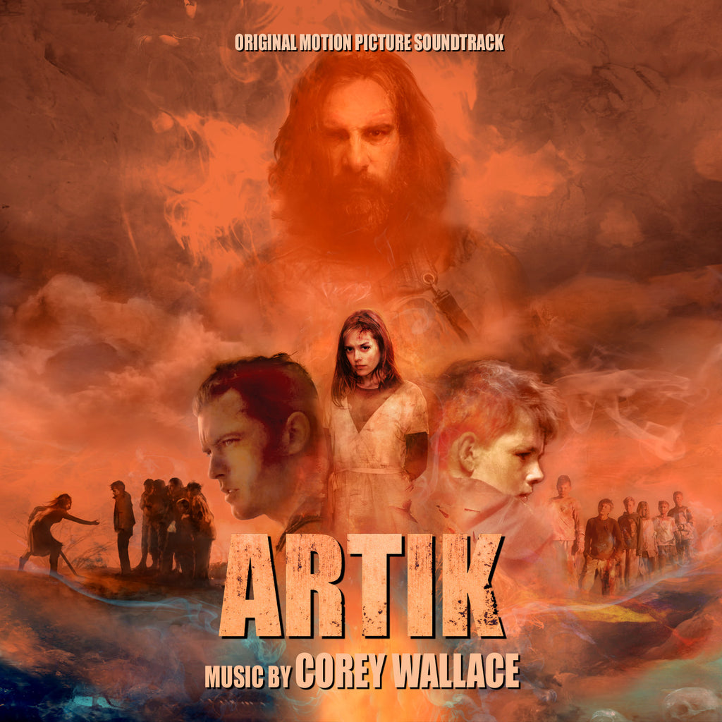 Artik by Corey Wallace (24 bit / 48k digital only)