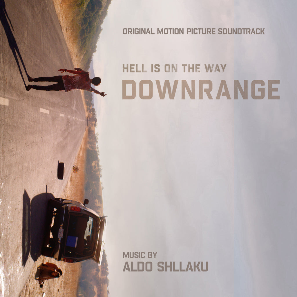 Downrange: Original Motion Picture Soundtrack by Aldo Shllaku (CD)