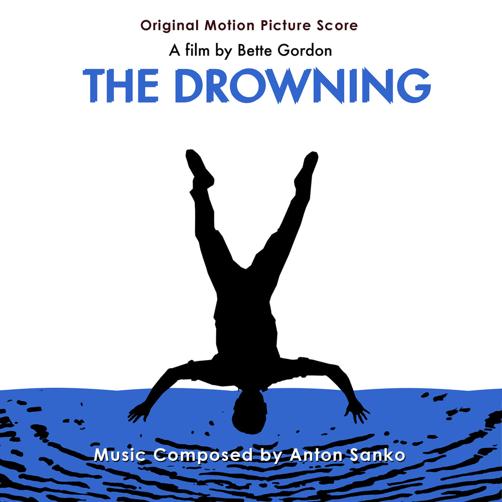 The Drowning: Original Motion Picture Score by Anton Sanko (24/44.1khz download)