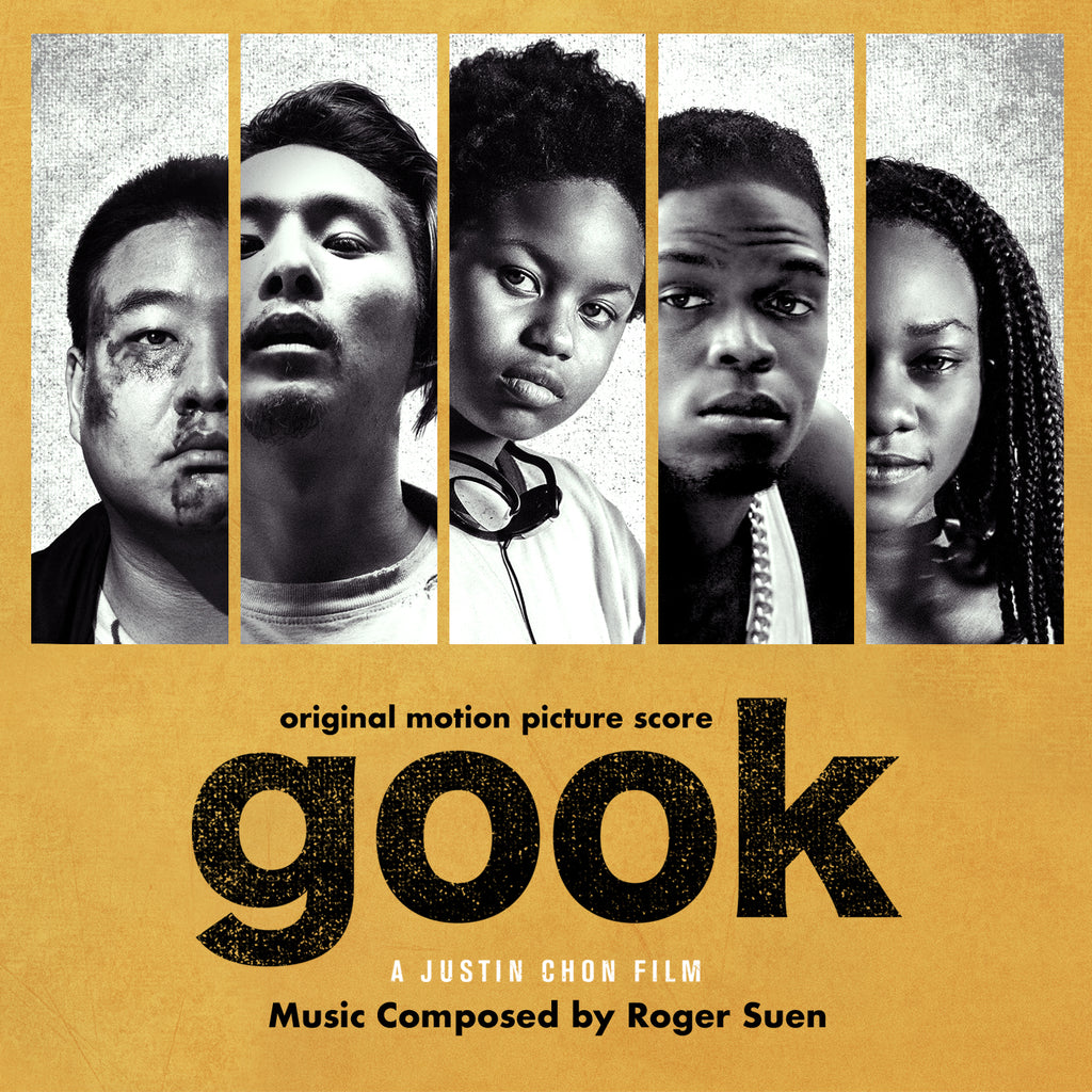 Gook: Original Motion Picture Score by Roger Suen (CD)