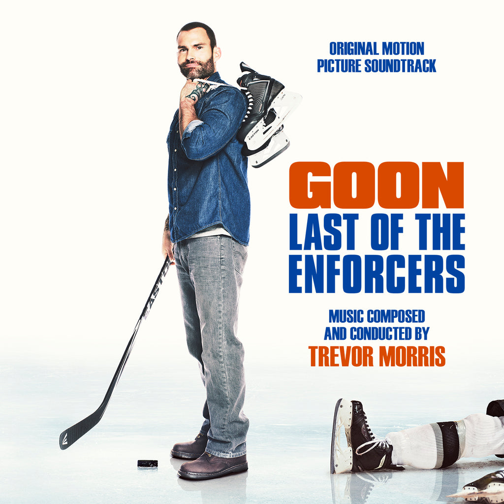Goon: Last Of The Enforcers by Trevor Morris (CD+24 bit digital bundle)