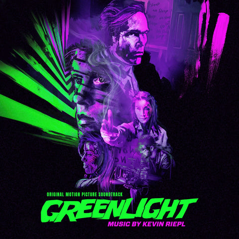 Greenlight by Kevin Riepl (24 bit / 48k digital only)