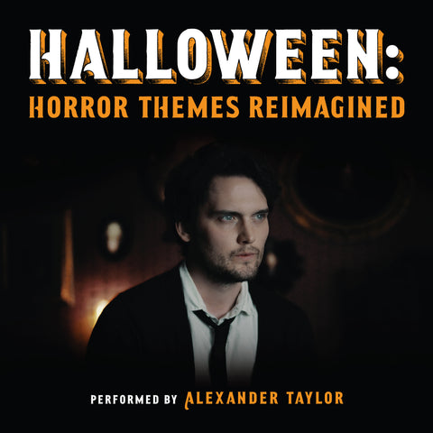 Halloween: Themes Reimagined by Alexander Taylor (24 bit digital)