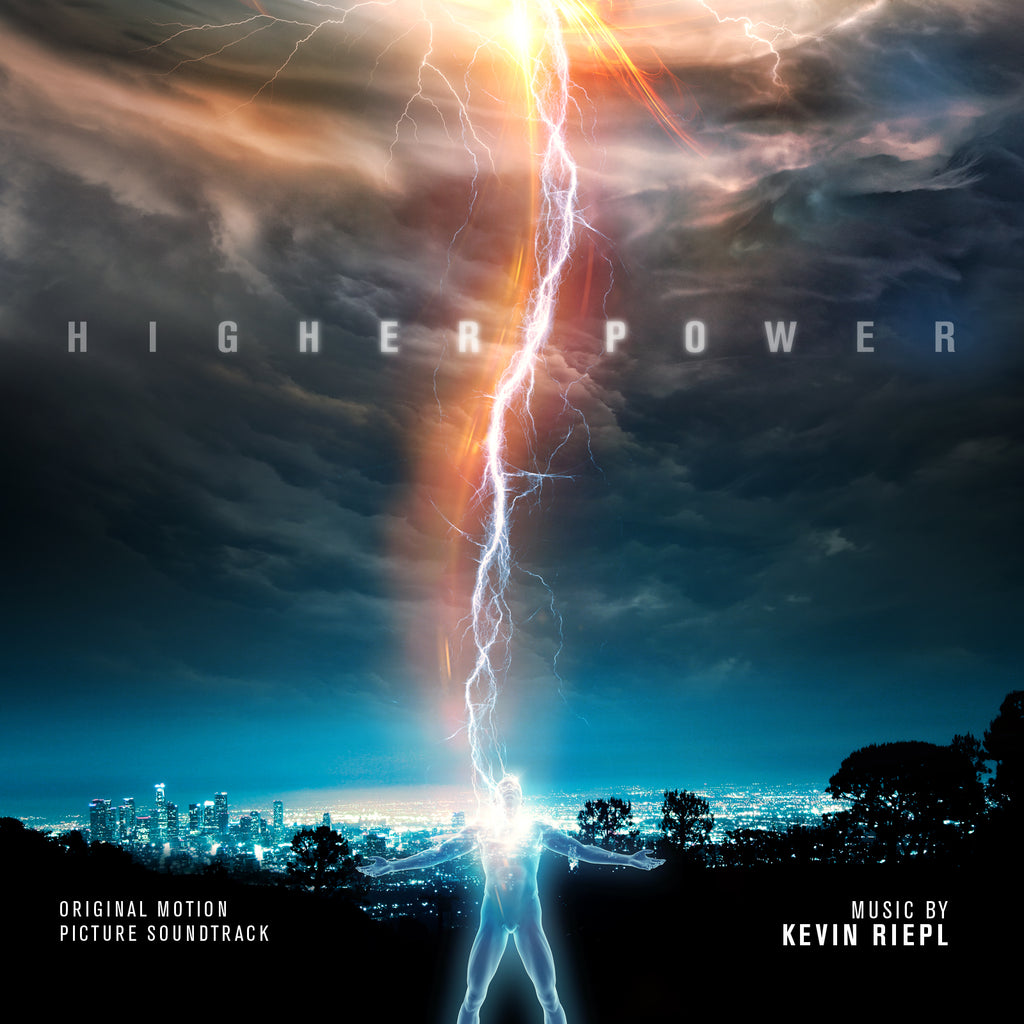 Higher Power: Original Motion Picture Soundtrack by Kevin Riepl (CD)