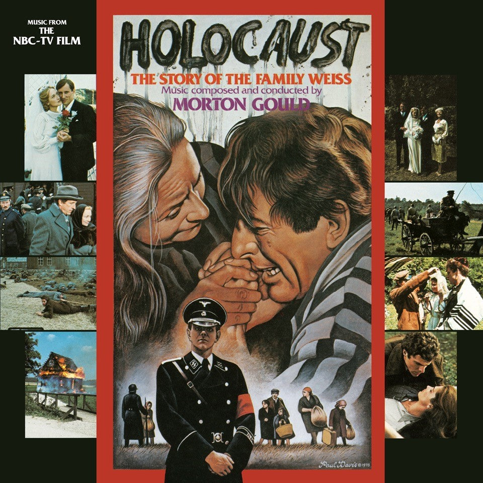 Holocaust - The Story Of The Family Weiss: Music From The NBC-TV Film by Morton Gould (CD)