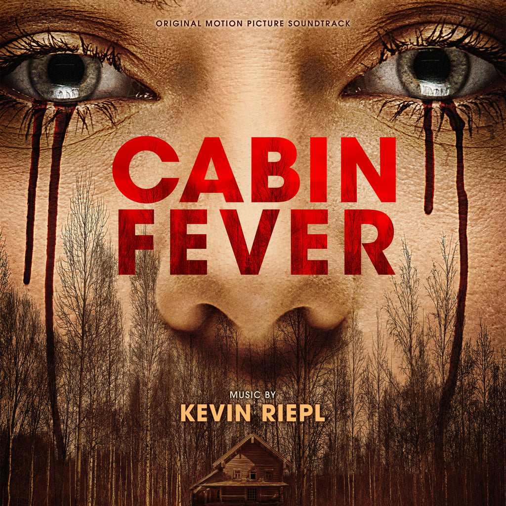 Cabin Fever by Kevin Riepl (16 bit / 44k digital only)