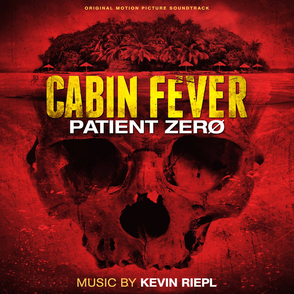 Cabin Fever 2: Patient Zero by Kevin Riepl (16 bit / 44k digital only)