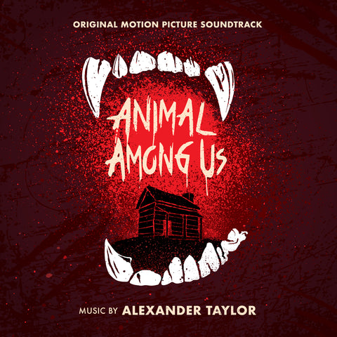 Animal Among Us by Alexander Taylor (CD+24 bit digital bundle)