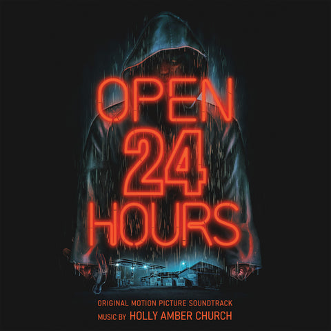 Open 24 Hours by Holly Amber Church (Vinyl LP + 24 bit download)