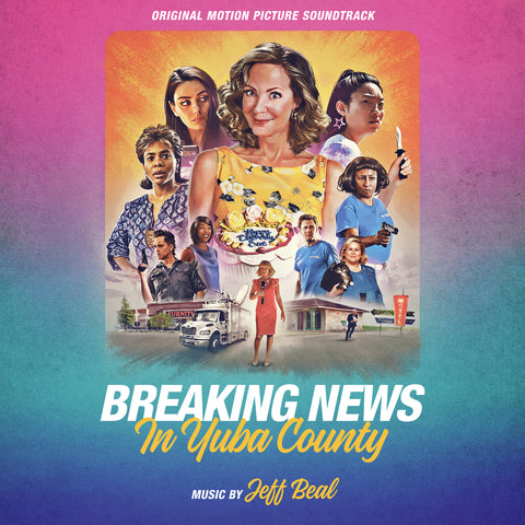 Breaking News In Yuba County by Jeff Beal (CD+24 bit digital bundle)